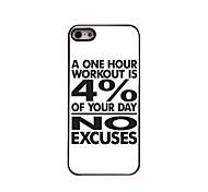 1 Stunde Design-Aluminiumkasten für iphone 5/5 s