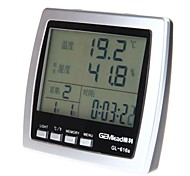 GEMlead GL616S High Precision Multi-function Electronic Hygrometer and Thermometer (3*1.5V AA)