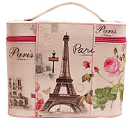 Large Dresser Iron Tower Cosmetic Bag