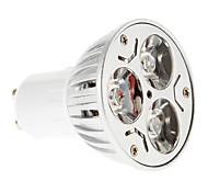 6W GU10 Faretti LED 3 15-20/30-35 lm Rosso / Blu AC 85-265 V 1 pezzo