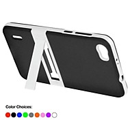 ENKAY Protective TPU Case with Stand for Huawei Honor 6 (Assorted Colors)