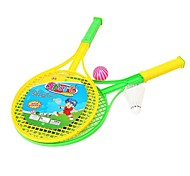 Tennis Racket Toys for Children, 2Rackets/Pack (Random Colour)