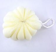 mikimini fleur beige bain de forme boule, bain de Bal des citrouilles