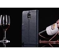 Celular Samsung - Samsung Galaxy Note 4 - Cases Totais/Cases com Suporte - Côr Única ( Multi-côr , Pele Genuína )