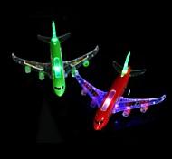 Flashing Remote Control Airplane (Random Colour)