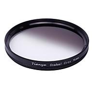 tianya® circular de 72 mm graduó filtro gris para el canon 15-85 18-200 17-50 28-135 mm lente