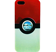 Water Ball Camera Pattern Case for iPhone 5/5S