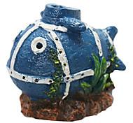 Décoration d'aquarium - Pour le poisson - en Silicone