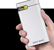 DBK X1 Ultra-Thin 10000mAh External Battery for iphone6/6plus/Samsung/HTC/LG/Xiaomi/ZTE/Sony and other Mobile Devices