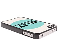 Keep Calm and Call Me Design Aluminum Case for iPhone 6