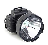 ZUKE ZK1687A Rechargeable 2-Mode 1x Cree LED 3W Headlamp(180LM, Li-ion, Black)