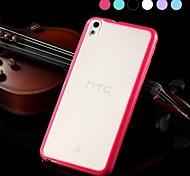 Enkay Schutz TPU und PC transparenten Gehäuse für HTC Desire 816 (verschiedene Farben)
