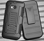chaqueta protectora armadura resistencia correa gota abrazadera con soporte y clip para el htc uno m8