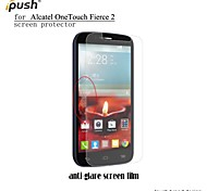 Ipush High Transparency Matte LCD Screen Protector for Alcatel One Touch Fierce 2