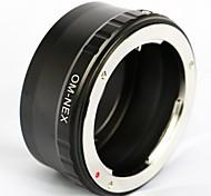 Olympus OM Lens to Sony NEX-5R NEX-6 NEX-5N NEX-C3 NEX-7 E Camera adapter