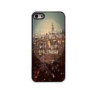 Your Dream Design Aluminum Case for iPhone 5/5S