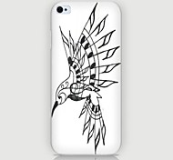 Indian Head Pattern Back Case for iPhone5/5S