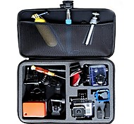 Large Size EVA Shockproof Carrying Case for Gopro Hero 1/2/3/3+/4 and SJ4000/SJ5000/SJ6000