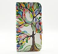 Teléfono Móvil Samsung - Carcasas de Cuerpo Completo - Gráfico/Diseño Especial - para Samsung Samsung Galaxy S6 Cuero PU )