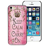 Carry ON Design Hard Case for iPhone 4/4S