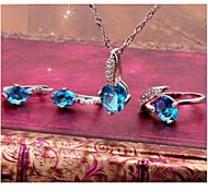 Women's Jewelry Sets Ronnd Handmede Jewelry Sets