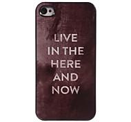werden hier jetzt Design-Alu-Hülle für das iPhone 4 / 4s
