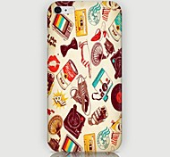 Sundries Pattern Back Case for iPhone 6