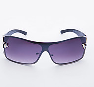 Anti-Reflective Rectangle Plastic Fashion Sunglasses