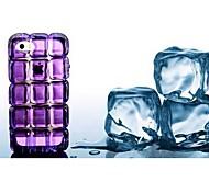 iPhone 5S - Rückseiten Cover - Transparent ( Mehrfarbig , TPU )