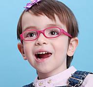 Kids' Oval Full-Rim Eyeglasses