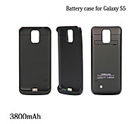 LED Super sottile/Custodie batterie Samsung - Galaxy S5 i9600