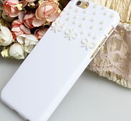 Fashion Diagonal Unrequited love  Case Bowknot Pattern Rhinestone Case for iPhone6