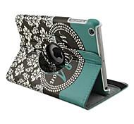 360⁰ Cases ( Cuir PU Design spécial pour Pomme iPad 2/iPad 4/iPad 3