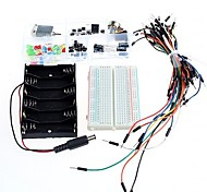 Starter Basic Edition Breadboard Power Supply Basic Kit for Arduino