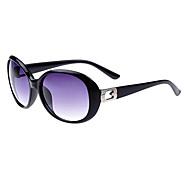 100% UV Women's Oversized PC Retro Sunglasses