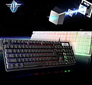 Kai Meng GK3200 USB Keyboard Gaming/Luminous/Mechanical