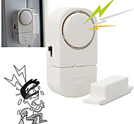 Wireless Window/Door Entry Alarm Home Safety Alert System