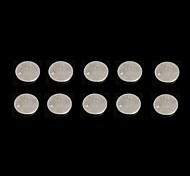 Pila de botón LR (Alcalina) - AG1 / LR621 / 364 / 164 - 1.5 - ( V mAh ) - 10 - pcs