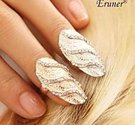 eruner® encantos fresco anillo de uñas de moda excelente calidad punky nueva llegada dedo para las mujeres