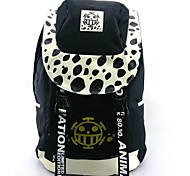 One Piece Trafalgar Law Black & Yellow Cosplay Backpack/Bag
