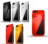 Sesto Racing CNC Metal Bumper PC Kohlefaser Carbon Fiber Schutz Bumper Case for iPhone 5/5S(Assorted Color)