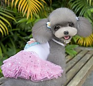 Hot New Style Serveral Layered Princess Dress in Summer For Pets Dogs