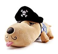 juwanke ™ sognatore serie di bambù carbone cane giocattoli di peluche carbone attivo il cane pirati