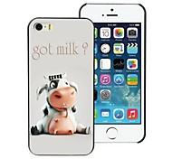tenho caso duro projeto de leite para iPhone 4 / 4S