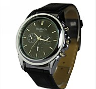 Men's Dress Watch Quartz Analog Cool Watch Unique Watch