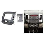 Radio Fascia for Peugeot 4007 Stereo Audio Trim Installation Kit