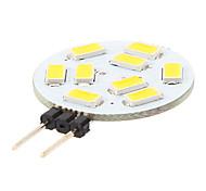 LED Doppel-Pin Leuchten G4 3W 120-180 LM K 9 SMD 5730 Warmes Weiß / Natürliches Weiß AC 12 V