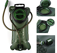 Hydration Pack & Water Bladder Shock Resistance Camping & Hiking / Climbing / Traveling TPU Army Green AOTU