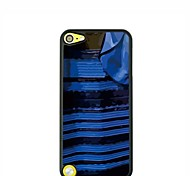 The Blue and Black Dress Design Metal Case for iPod touch 5