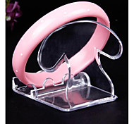 Resin Bangle Bracelet Displays((1Pc)